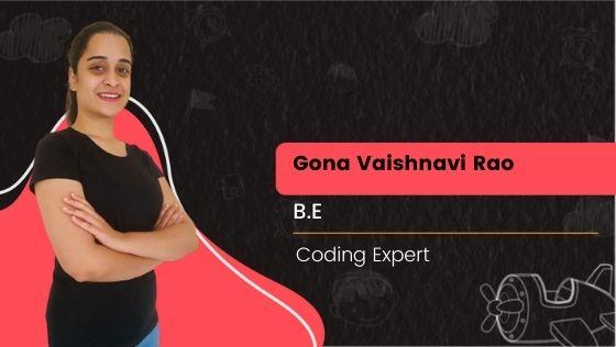 Gona Vaishnavi Rao