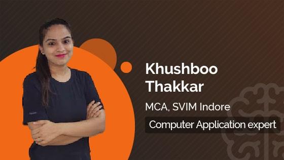 Khushboo Thakkar